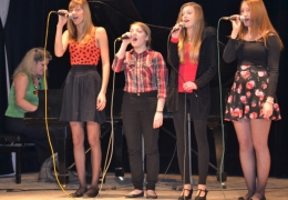 pěvecké kvarteto