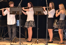 flétnové kvarteto