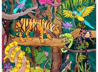 ....zveme Vás do džungle